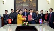 Việt Nam hỗ trợ phía Lào xây dựng hồ sơ Di sản thế giới