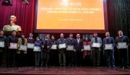 Bộ VHTTDL tổng kết công tác xây dựng Đảng năm 2017