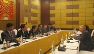 Bộ trưởng Nguyễn Ngọc Thiện tiếp xúc song phương với Hiệp hội Du lịch Châu Á-Thái Bình Dương