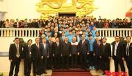 """Thủ tướng Nguyễn Xuân Phúc: """"Các bạn đã vô địch trong 90 triệu con tim người Việt Nam"""""""