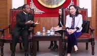 Thúc đẩy hơn nữa mối quan hệ giữa Việt Nam và Mozambique qua cầu nối văn hóa