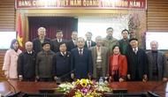Thứ trưởng Lê Khánh Hải gặp mặt cán bộ hưu trí Đảng ủy Bộ