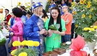 Trải nghiệm Tết Việt của du khách nước ngoài