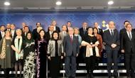 Việt Nam tham dự Hội nghị Bộ trưởng Văn hóa Á-Âu (ASEM) lần thứ 8 tại Sofia, Bungari
