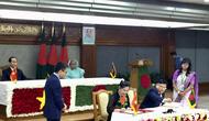 Chương trình Trao đổi Văn hoá với Bộ Văn hoá Cộng hoà Nhân dân Bangladesh