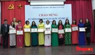 Công đoàn Bộ VHTTDL tổ chức chào mừng kỷ niệm 108 năm Ngày Quốc tế phụ nữ