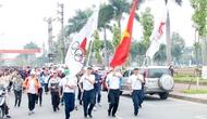 Hơn 3000 người tham gia Ngày chạy hưởng ứng Asiad 18 tại Việt Nam
