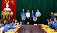 Kỉ niệm 87 năm ngày Thành lập Đoàn TNCS Hồ Chí Minh: Tuổi trẻ Bộ VHTTDL sôi nổi với các hoạt động thiết thực