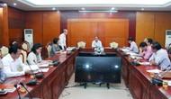 Thứ trưởng Lê Khánh Hải yêu cầu ngành thể thao tập trung vào ASIAD 18