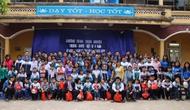 Tuổi trẻ Bộ VHTTDL chung tay tổ chức chương trình thiện nguyện tại Trường chuyên biệt Bình Minh