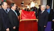 Tổng Bí thư dự khai trương trụ sở mới Trung tâm văn hóa Việt tại Pháp