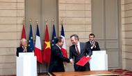 Ký kết Ý định thư hợp tác về du lịch giữa Việt Nam và Pháp
