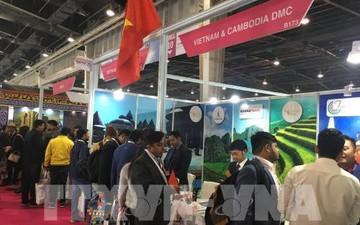 Việt Nam tích cực quảng bá hình tại hội chợ du lịch lớn nhất Nam Á