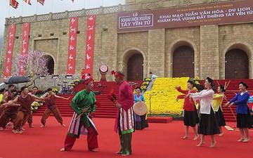 Tổ chức Tuần Văn hóa - Du lịch tỉnh Bắc Giang 2020