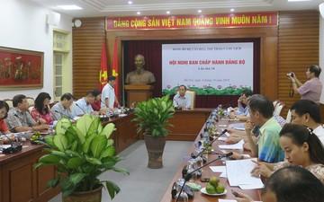Hội nghị Ban chấp hành Đảng bộ Bộ VHTTDL lần thứ 18