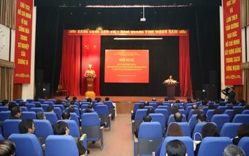Bộ VHTTDL học tập, quán triệt nội dung Hội nghị lần thứ 11 BCH Trung ương Đảng khóa XII