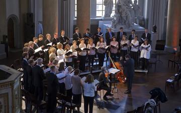 Dàn đồng ca hay nhất Thụy Điển biểu diễn tại Hà Nội