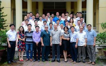 Gặp mặt Ban liên lạc cựu sinh viên các khóa hướng tới kỷ niệm 60 năm thành lập Trường Đại học Thể dục thể thao Bắc Ninh