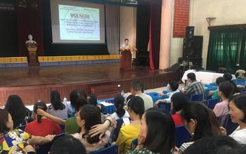 Trường Cao đẳng Văn hóa nghệ thuật Việt Bắc tổ chức Học tập, quán triệt, tuyên truyền và triển khai thực hiện Nghị quyết Hội nghị lần thứ mười, Ban chấp hành Trung ương Đảng khóa XII