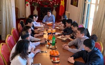 Tọa đàm kỷ niệm 90 năm ngày thành lập Đảng Cộng sản Việt Nam tại Algeria
