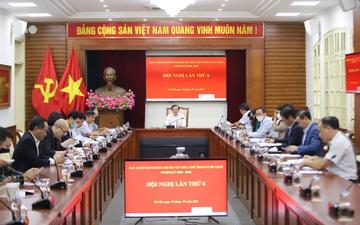 Hội nghị Ban chấp hành Đảng bộ Bộ VHTTDL lần thứ 6