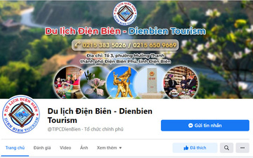 Điện Biên ứng dụng mạng xã hội trong quảng bá du lịch: Tiện dụng, nhiều lợi ích