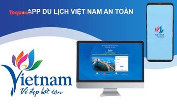 Ứng dụng ''Du lịch Việt Nam an toàn'' góp phần bảo vệ quyền lợi khách du lịch