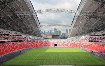 Singapore giành quyền đăng cai AFF Cup 2020