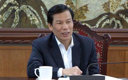 Bộ trưởng Nguyễn Ngọc Thiện làm việc với Tổng cục Du lịch