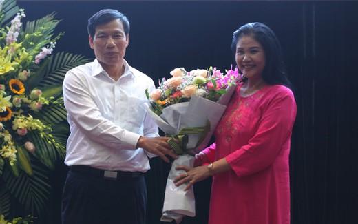 Bộ trưởng Nguyễn Ngọc Thiện gặp mặt nữ cán bộ, công chức, viên chức ngành VHTTDL nhân ngày 20/10