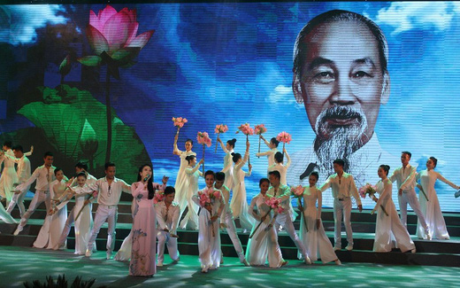 Tây Ninh: Liên hoan tuyên truyền lưu động chủ đề