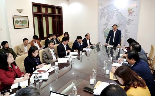 Thứ trưởng Nguyễn Văn Hùng: Lãnh đạo cần phát huy cao độ tinh thần trách nhiệm, nêu gương, quyết liệt hành động, khát vọng cống hiến
