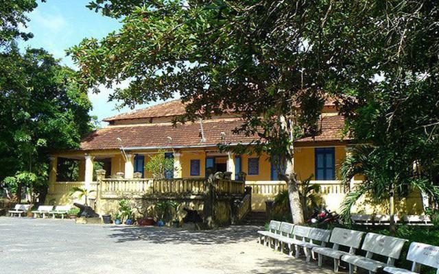Bộ VHTTDL cho ý kiến về phục dựng Nhà Chúa Đảo tại di tích Nhà tù Côn Đảo