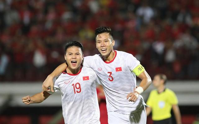 Đánh bại Indonesia, Đội tuyển Việt Nam tăng hạng trên Bảng xếp hạng FIFA