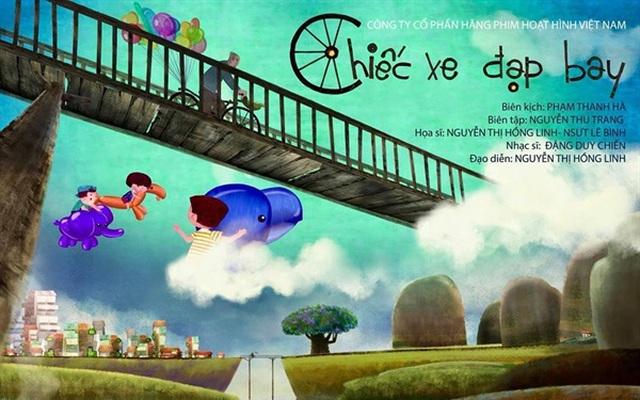 Giới thiệu Phim Hoạt hình tham dự Liên hoan Phim Việt Nam lần thứ XXI