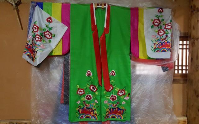 Độc đáo sắc màu văn hóa Hàn Quốc tại Festival nghề truyền thống Huế 2019