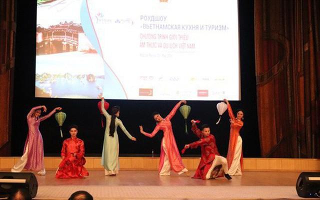 Chương trình giới thiệu du lịch Việt Nam tại Liên bang Nga