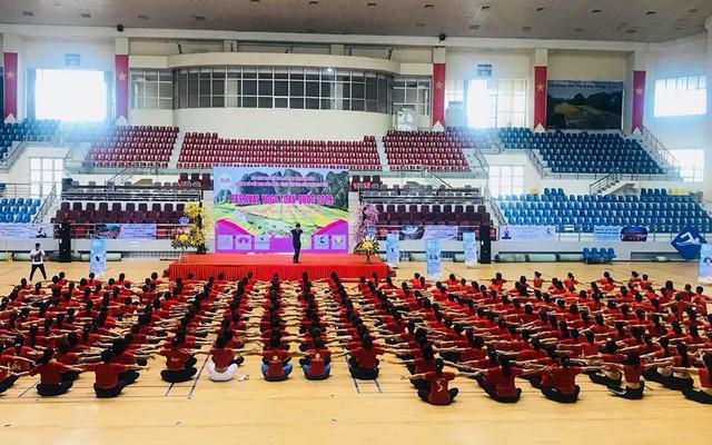 Festival Yoga toàn quốc 2019 thành công tốt đẹp