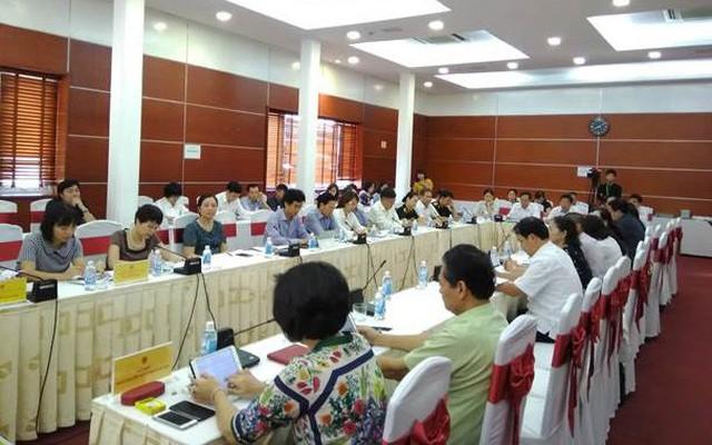 Tham vấn ý kiến chuyên gia về dự thảo Luật Thư viện Khu vực miền Bắc