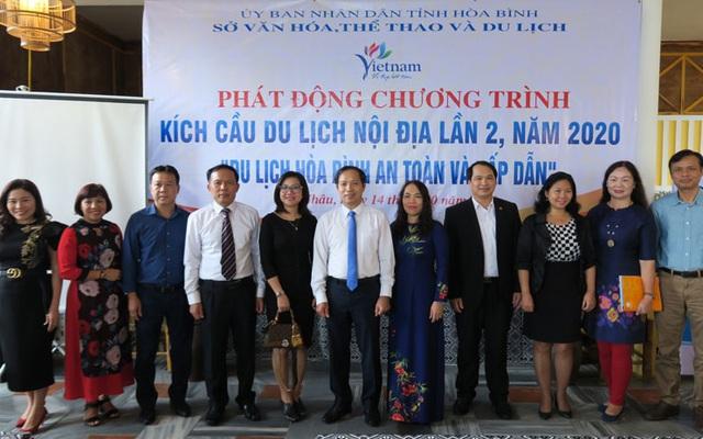 Hòa Bình: Phát động Chương trình kích cầu du lịch nội địa lần 2